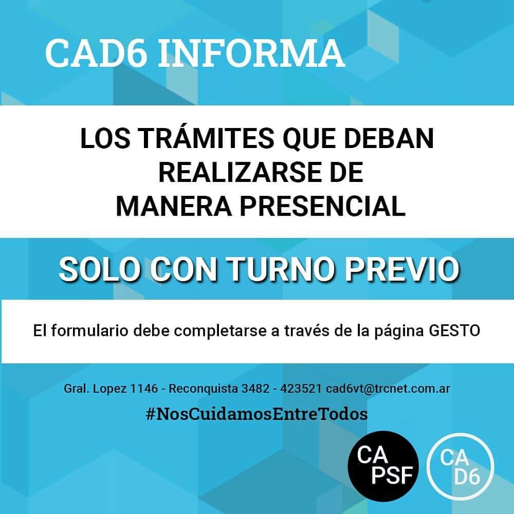 CAD 6 – Informa
